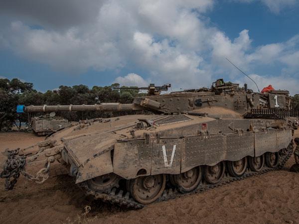 sraeli strikes kill 13 in Gaza