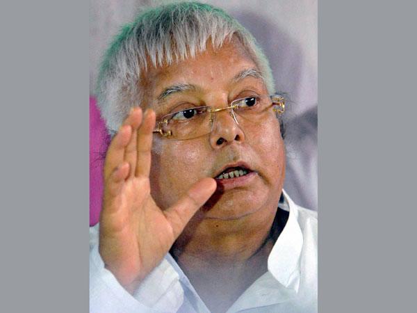 Mayawati and Mulayam should come together, RJD, JDU, Cong will defeat BJP in Bihar: Lalu Prasad