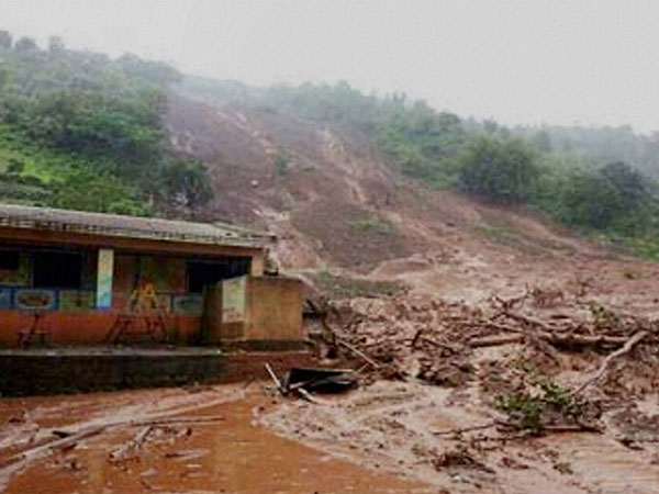 Pune landslide: At least 15 feared dead