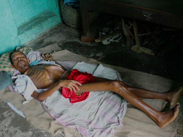 Hunger deaths stalk West Bengal. (Photo courtesy: IBNLive)