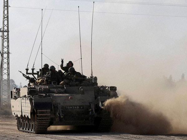 Three Israeli soldiers killed in Gaza