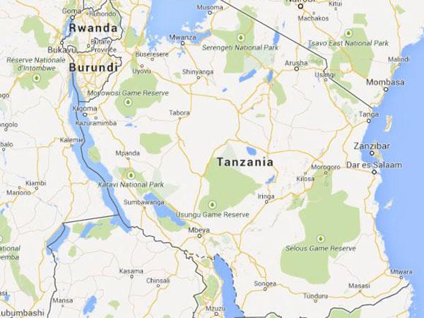 17 killed in Tanzania road crash