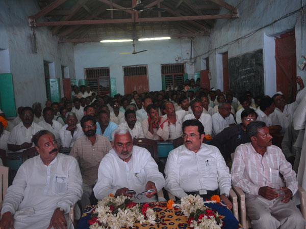 Government at the doorstep of rural masses