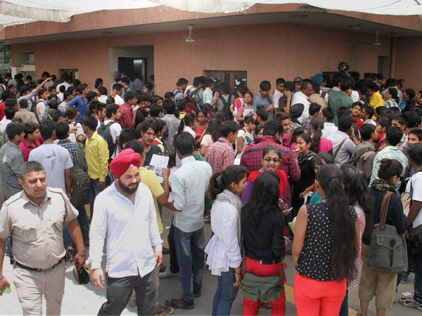 60,000 DU students say no to drugs