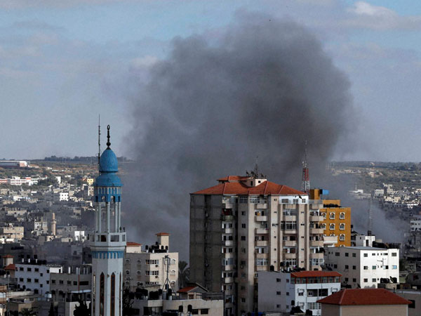 Gaza: 72-hour ceasefire in effect