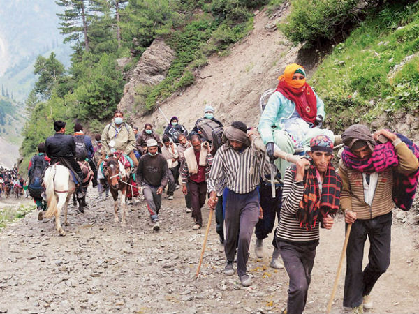 At least 4,000 people will participate in the yatra to Kausar Nag