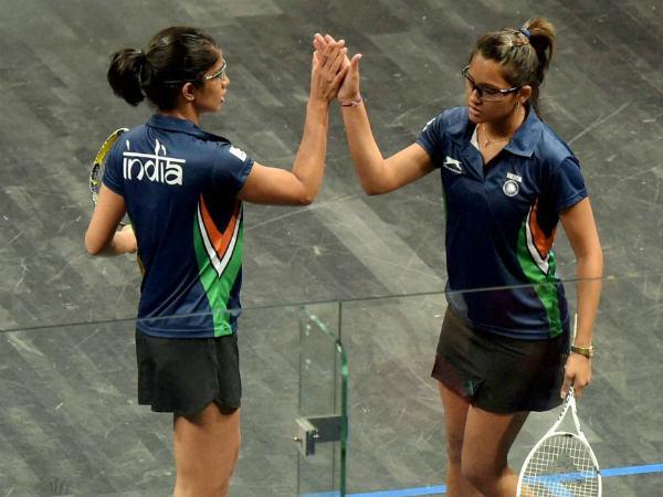 Dipika, Joshana win gold in squash
