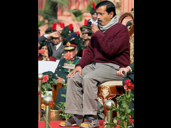 AAP rally a damp squib: Congress