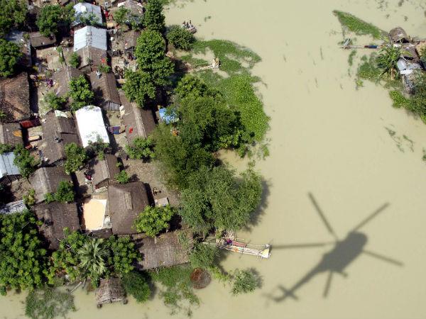(File photo, 2008 Bihar Flood)