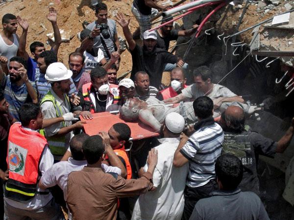 Israel announces humanitarian truce