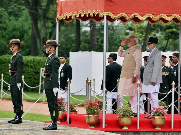 Modi's visit a symbolic new start: Nepali daily