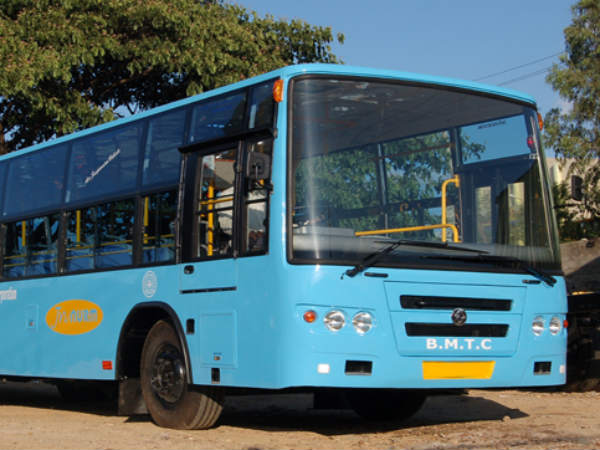 Bangalore: 9-yr-old girl run over by bus