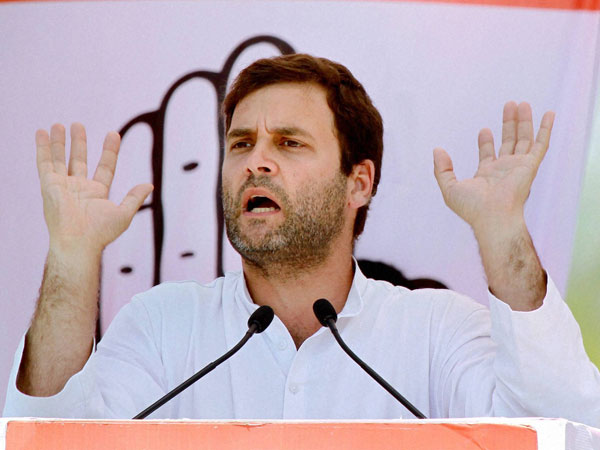 Rahul Gandhi rejects BJP's allegations