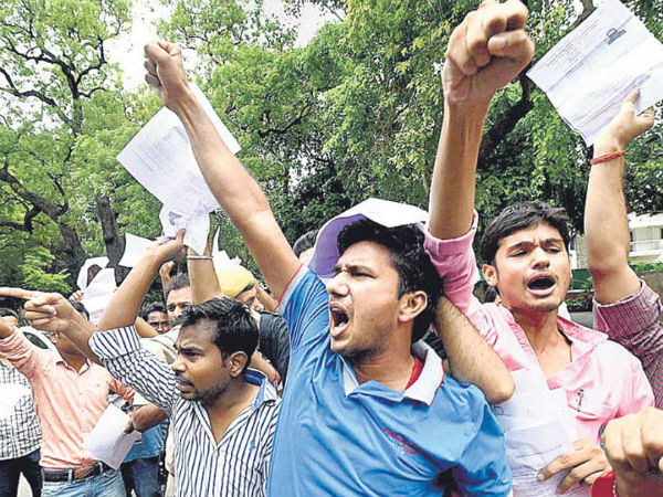 The civil services aspirants, who had been protesting against the CSAT format in Mukherjee Nagar of North Delhi for the past 25 days, will now hold protests at Jantar Mantar.