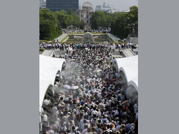 Hiroshima recalls atomic bombing