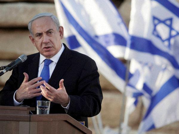 Netanyahu hits out at Hamas