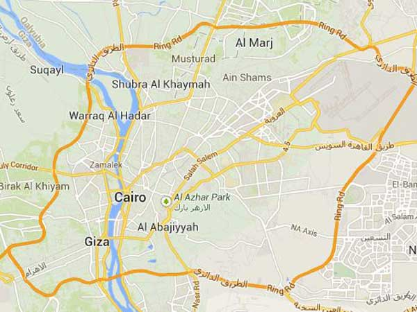 Israeli delegation arrives in Cairo