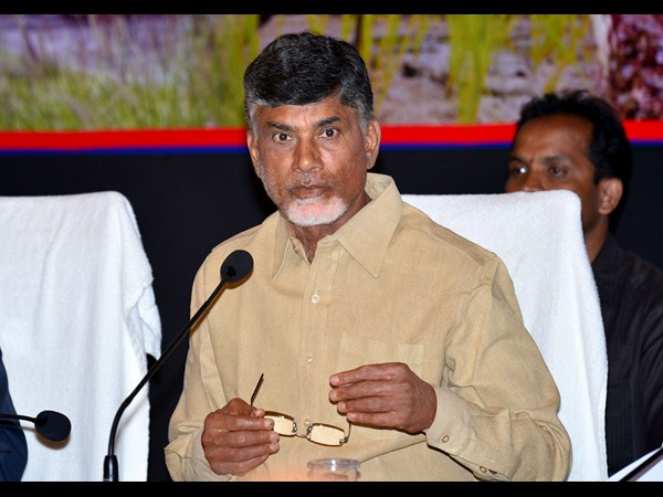 Naidu urges District Collectors to toil