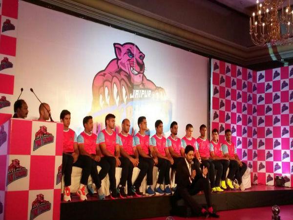 Abhishek's team