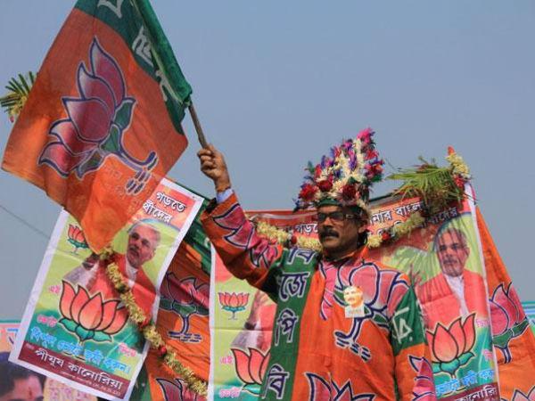 BJP in Bengal