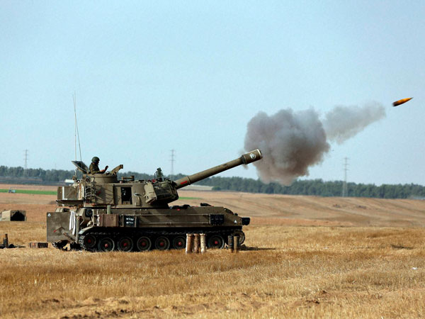 Israel & Gaza militants resume firing