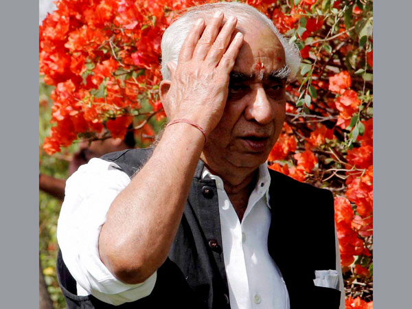 Jaswant Singh suffers head injury, admitted to hospital