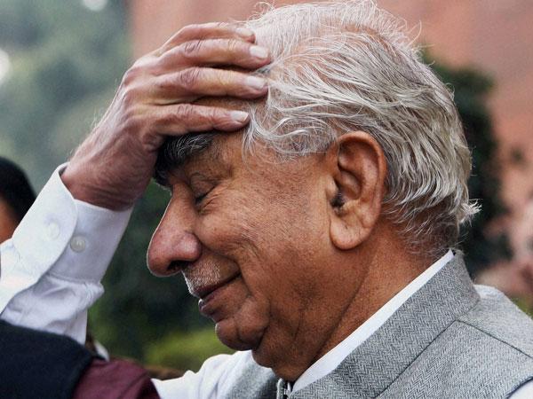 Jaswant Singh sustains head injury