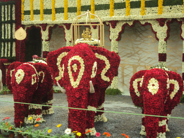 200th Lalbagh flower show inaugurated