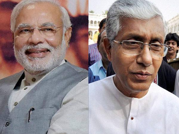 Tripura CM calls on PM Modi
