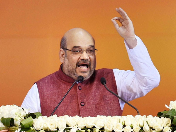 BJP a party for the poor: Amit Shah
