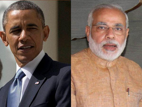 Barack Obama-Narendra Modi