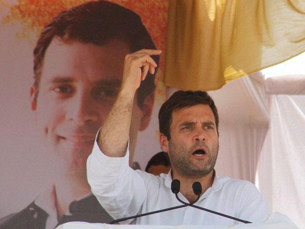 UP riots engineered says Rahul Gandhi