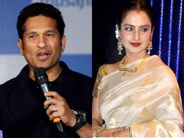Sachin and rekha are facing flak