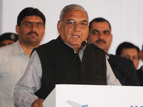Dissention growing within Haryana Congress against Hooda.