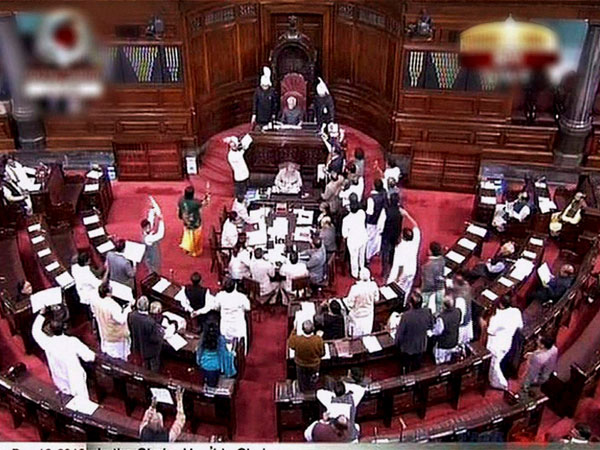 RS disrupted over PM's statement on WTO