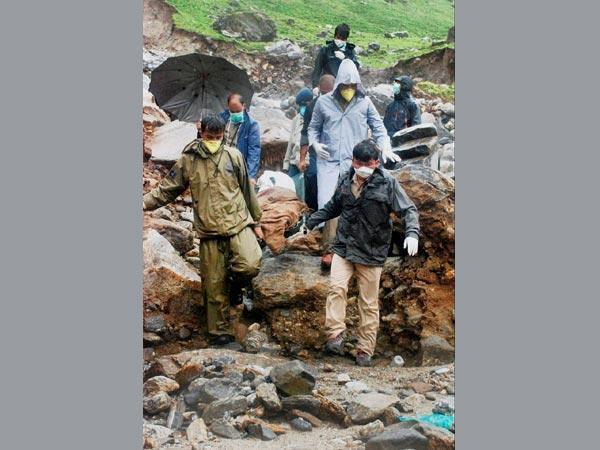Rains, landslides obstruct traffic on highways in U'khand