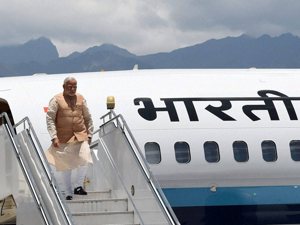 Modi arrives in Ladakh Tuesday