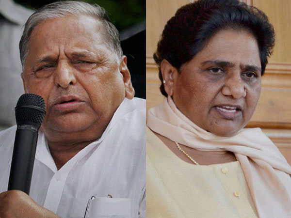 Mayawati not ready to ally with Mulayam