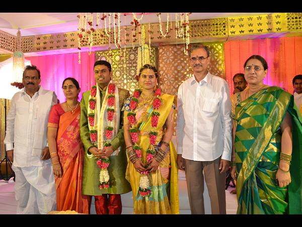 Grand Master Koneru Humpy enters wedlock