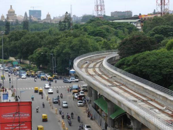 bangalore, road, bbmp, city, mile,