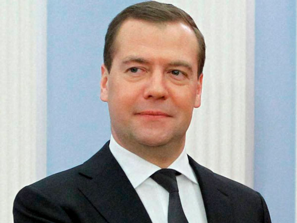 Russian PM's Twitter account hacked