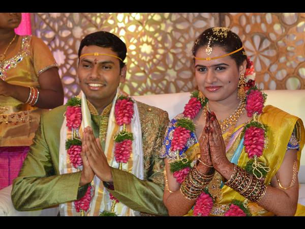Grand Master Koneru Humpy enters wedlock: See pics