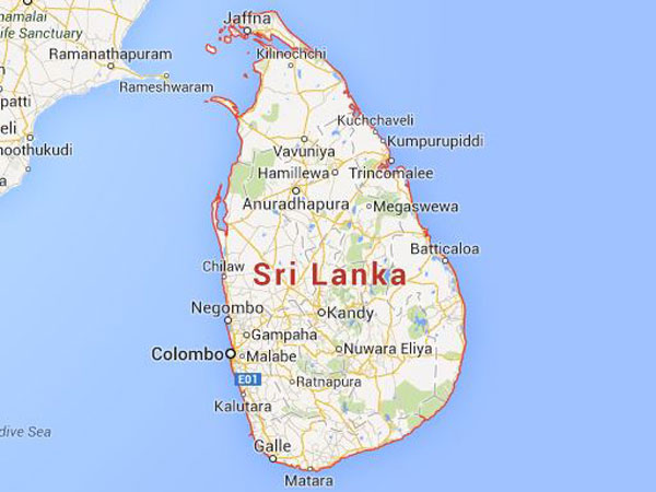 Lankan navy hands over Indian fishermen to Coast Guard