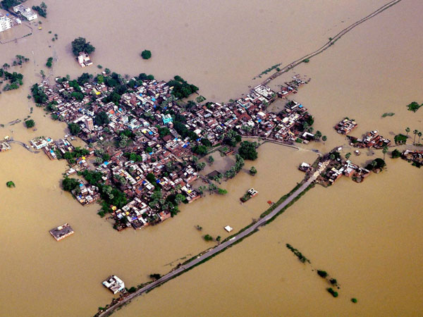 Nitish's native place, 13 districts of Bihar affected by flood
