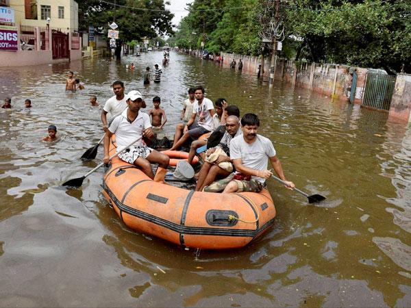 Bihar floods claim 10 lives