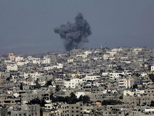 Israel preparing to strike hard on Gaza