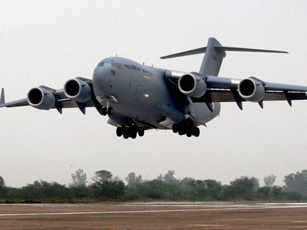 IAF to replace crashed C-130J aircraft