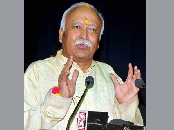 'Centre doesn't endorse Bhagwat's view'