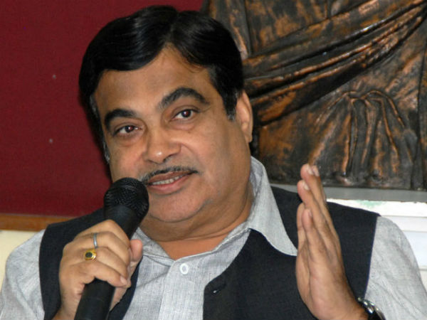 Union Minister of road transport and highways, Nitin Gadkari (PTI Image)