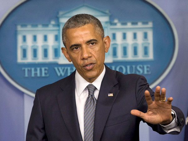 Islamic State: Obama vows strategy